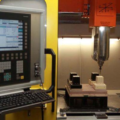 5-Achs CNC-Fräsanlage