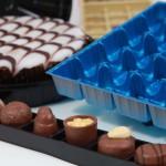 kreatives Verpackungsdesign für hochwertige Süßwaren