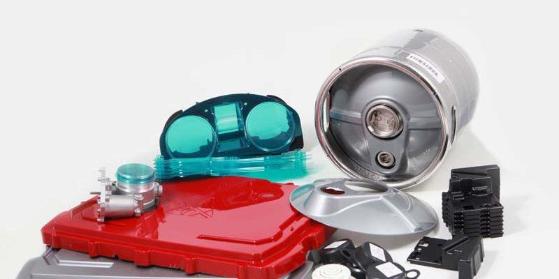 Schutzabdeckung für unterschiedliche Produktbereiche
