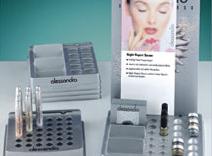 z.B. Tiefziehtrays für die Kosmetikindustrie