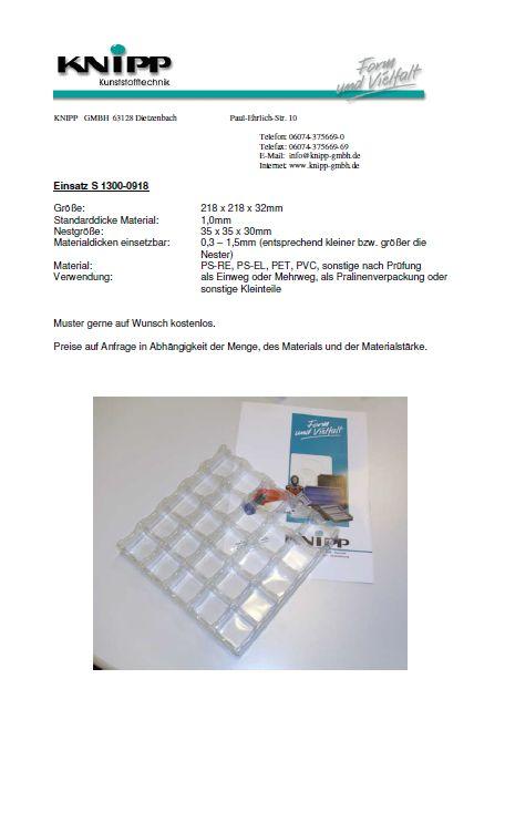 Einsatz S1300-0918